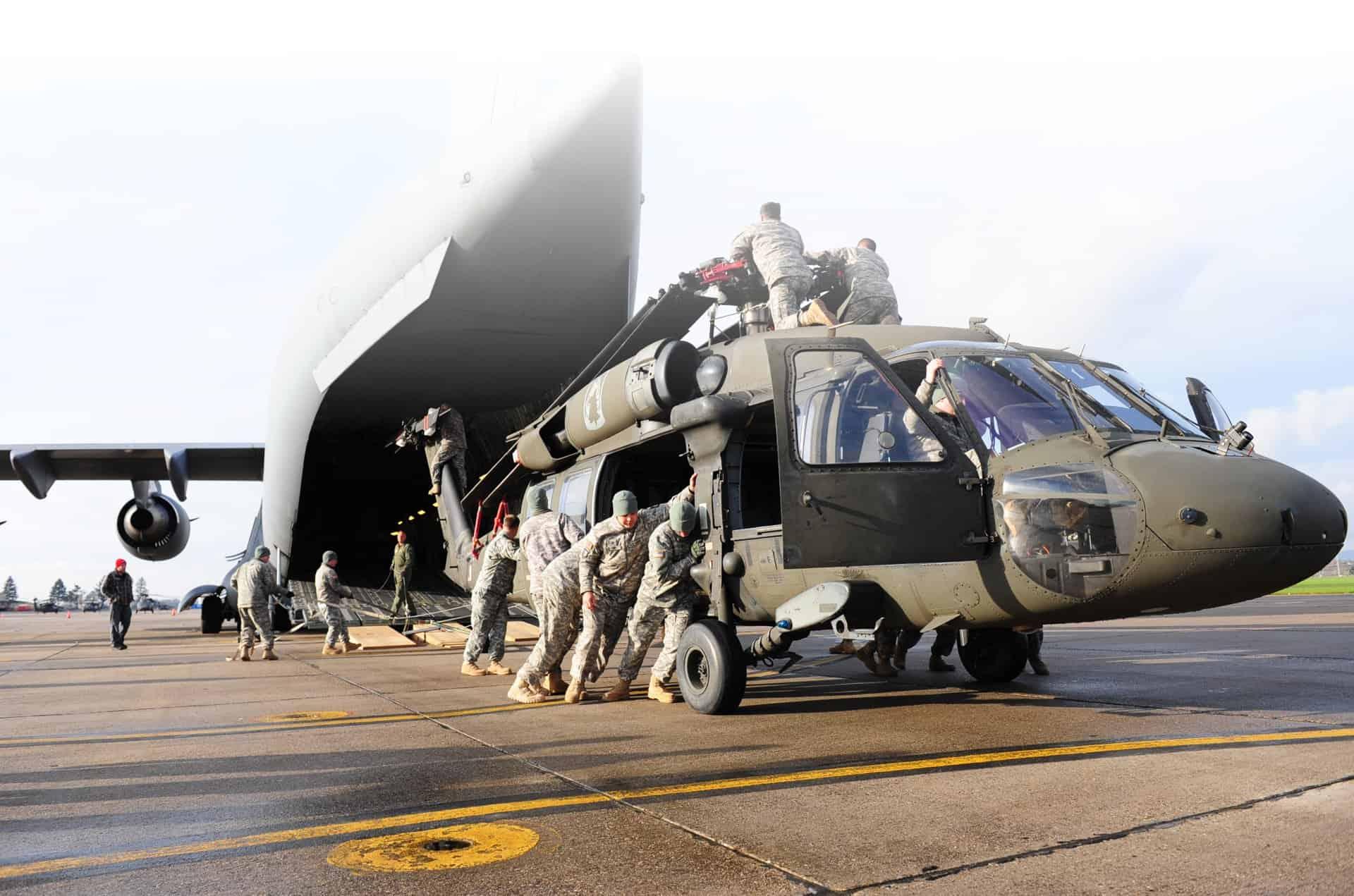 Military Logistics Planning