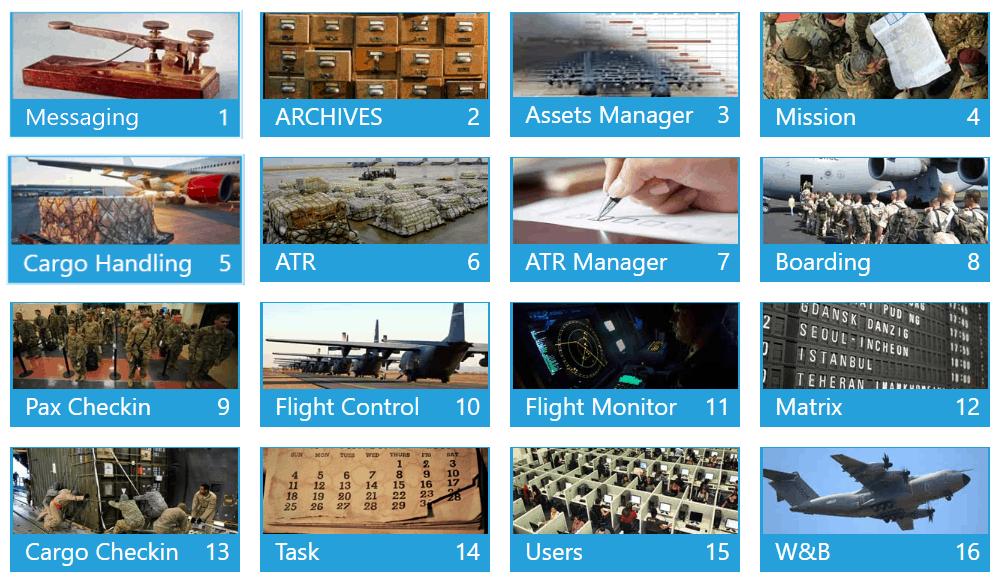 CLOS Military Logistics Optimization Software